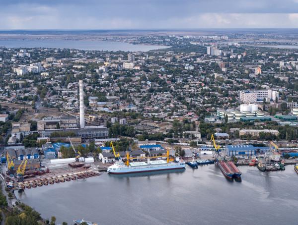 «НІБУЛОН» – перший серед суднобудівних підприємств України
