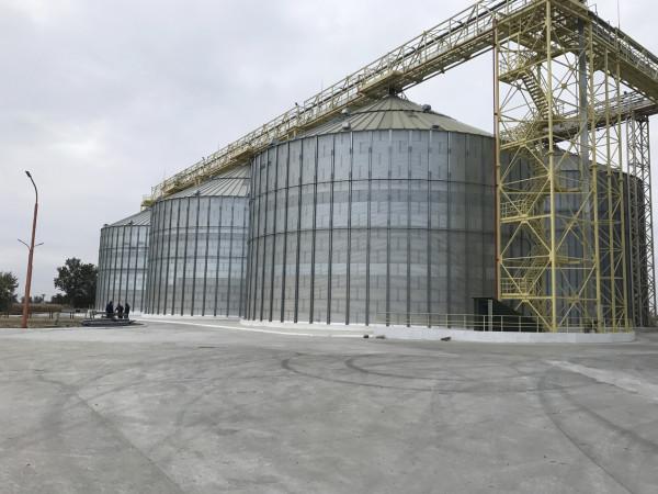«НІБУЛОН» готує до введення в експлуатацію додаткові потужності у Голій Пристані
