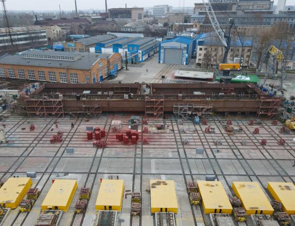 «НІБУЛОН» продовжує збільшувати найсучасніший флот в Україні