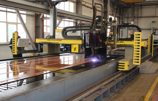 Нові замовлення суднобудівного заводу «НІБУЛОН»
