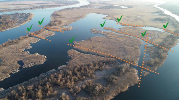 «НІБУЛОН» допоміг врятувати озеро на Херсонщині