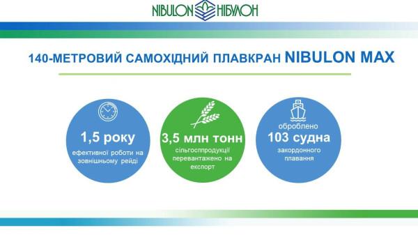 МАХимум ефективності від флагмана компанії «НІБУЛОН»