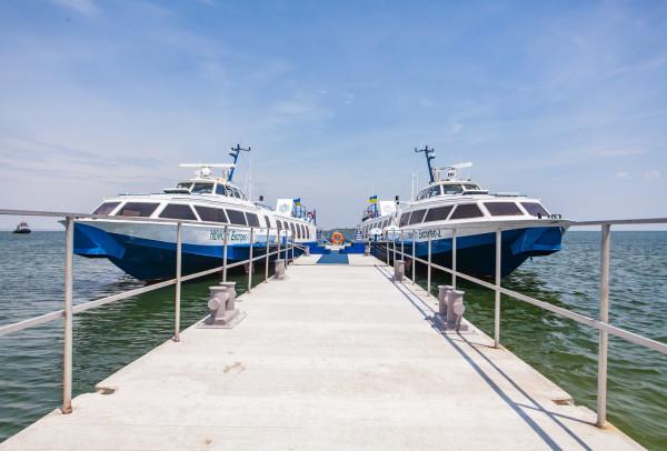 «НІБУЛОН» відкриває новий сезон водних пасажирських перевезень 2021