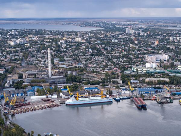 Суднобудівний завод «НІБУЛОН» успішно підтвердив сертифікацію Інтегрованої системи менеджменту