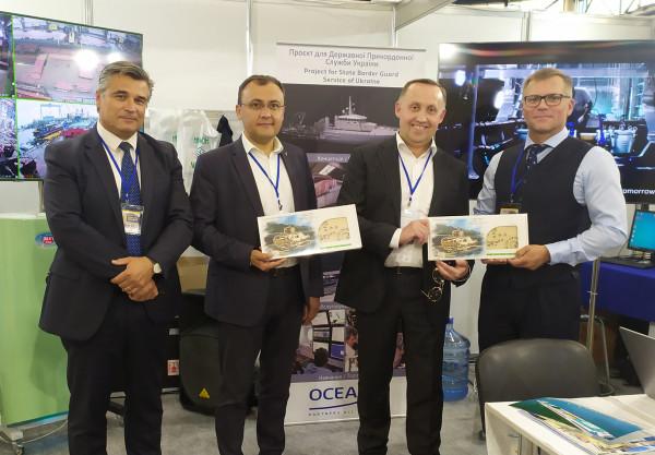 «НІБУЛОН» та OCEA взяли участь у міжнародній спеціалізованій виставці