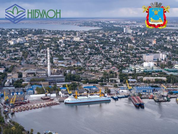 Компанія «НІБУЛОН» вітає всіх жителів Миколаєва з Днем міста!