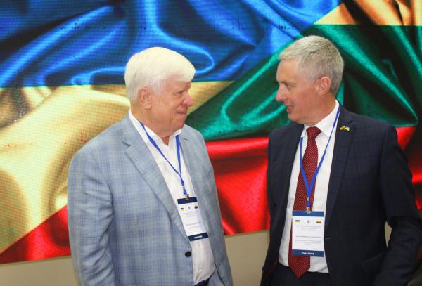 Вікно нових можливостей: «НІБУЛОН» взяв участь у литовсько-миколаївському бізнес-форумі