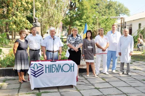 Нове унікальне обладнання від компанії «НІБУЛОН» - прорив у медицині півдня України