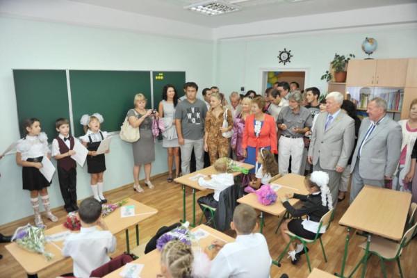 «НИБУЛОН» повсеместно способствует воспитанию в школах новых лидеров и успешных людей