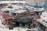 Буксири проекту 121: триває укрупнення корпусних блоків