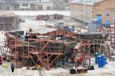 На буксирах проекту 121 намічено завершення складання міцних корпусів
