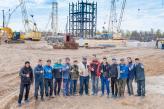 Будівництво нових підприємств «НІБУЛОНу» – гарний досвід для молодих спеціалістів
