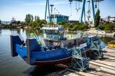 «Видатний керівник,  обдарований інженер і порядна людина» – на воду спущено третій буксир  проекту 121М «Нодарі Чантурія»