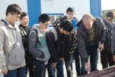 Студенти-іноземці високо оцінили виробничі потужності суднобудівного заводу «НІБУЛОН»