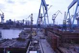 «НІБУЛОН» реконструює  заводський сліп, що дозволить спускати  100-метрові судна