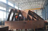 На суднобудівному заводі триває активна підготовка до спуску нових замовлень