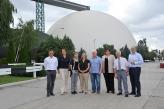 Делегація ING банку відвідала підприємства «НІБУЛОНа»