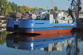 Чергове поповнення нібулонівського флоту:  ССЗ «НІБУЛОН» спустив на воду буксир проекту POSS-115