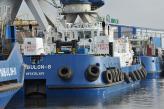 Суднобудівники компанії завершують будівництво чергової серії лінійних буксирів пр. POSS-115