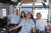 Віцепрезидент ЄБРР Алан Пію з офіційним візитом вперше відвідав «НІБУЛОН»